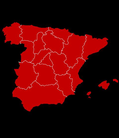 elgordo-online - map of spain